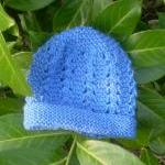 Hand Knitted Baby Hat - Various siz..