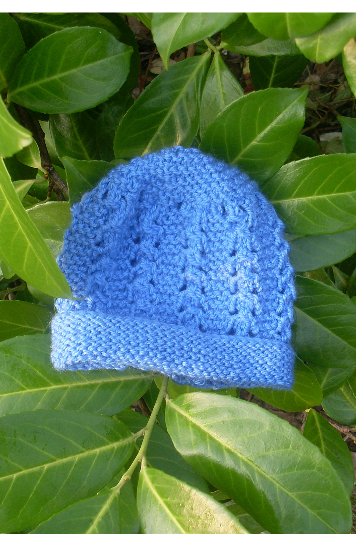 Hand Knitted Baby Hat - Various sizes and colours
